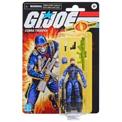 G.I. Joe Retro Collection Series 2021 10cm Cobra Trooper