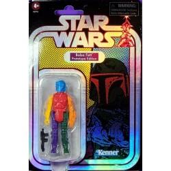 Star Wars Retro Collection figurine 2021 Multi-Colored Boba Fett Prototype Edition 10 cm