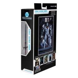 DC Multiverse figurine Azrael Batman Armor (Batman: Curse of the White Knight) Gold Label 18 cm