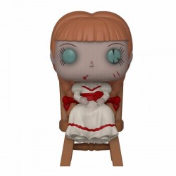 Conjuring : Les Dossiers Warren POP! Movies Vinyl figurine Annabelle in Chair 9 cm