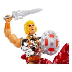 Masters of the Universe Origins 2021 pack 2 figurines Battlefield Warriors 14 cm