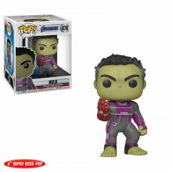 Avengers: Endgame Oversized POP! Movies Vinyl Figurine Hulk 15 cm
