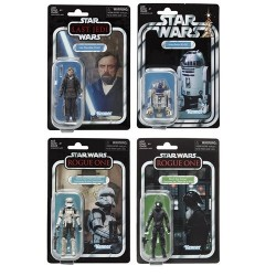 Star Wars Vintage Collection Wave 7 Luke Skywalker , r2-d2 , HoverTank & Death Star Gunner
