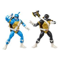 Power Rangers x TMNT Lightning Collection figurines 2022 Morphed Donatello & Morphed Leonardo