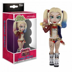 Suicide Squad Rock Candy Vinyl Figurine Harley Quinn 13 cm
