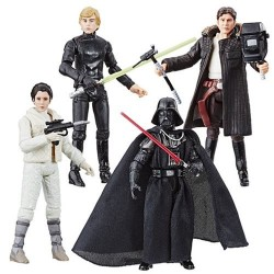 Star Wars Vintage Collection  Wave 5 Luke Jedi,Leia Hoth , Vader & Han Solo