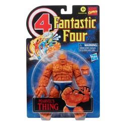 Marvel Legends Retro Collection Fantastic Four 15cm Marvel's Thing