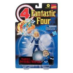 Marvel Legends Retro Collection Fantastic Four 15cm Marvel's Invisible Woman