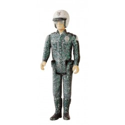 Terminator 2 ReAction figurine T-1000 Patrolman Frozen 10 cm