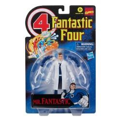 Marvel Legends Retro Collection Fantastic Four 15cm MR Fantastic