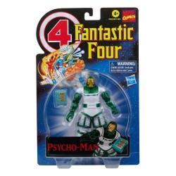 Marvel Legends Retro Collection Fantastic Four 15cm Psycho-Man