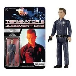 Terminator Funko Reaction T1000 Officier