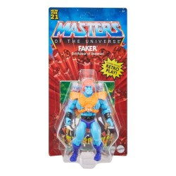 Masters of the Universe Origins 2021 figurine Faker 14 cm