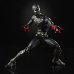 Figurine Marvel Legends Spider-man 2021 Black Spider-man
