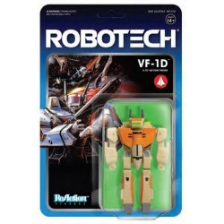 Robotech figurine ReAction VF-1D 10 cm