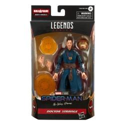 Figurine Marvel Legends Spider-man 2021 Doctor Strange