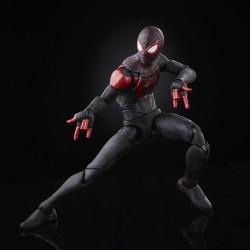 Figurine Marvel Legends Spider-man 2021 Miles Morales