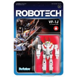 Robotech figurine ReAction VF-1J 10 cm