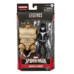 Figurine Marvel Legends Spider-man 2021 Marvel's Shriek