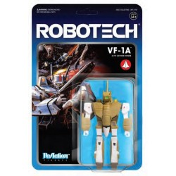 Robotech figurine ReAction VF-1A 10 cm