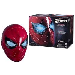 Marvel Legends Casque electronique Iron Spider