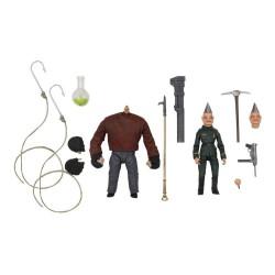 Puppet Master pack 2 figurines Ultimate Pinhead & Tunneler 11 cm