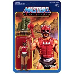 Masters of the Universe  figurine ReAction Zodac 10 cm
