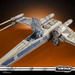 Star Wars Rogue One The Vintage Collection véhicule avec figurine Antoc Merrick's X-Wing Fighter