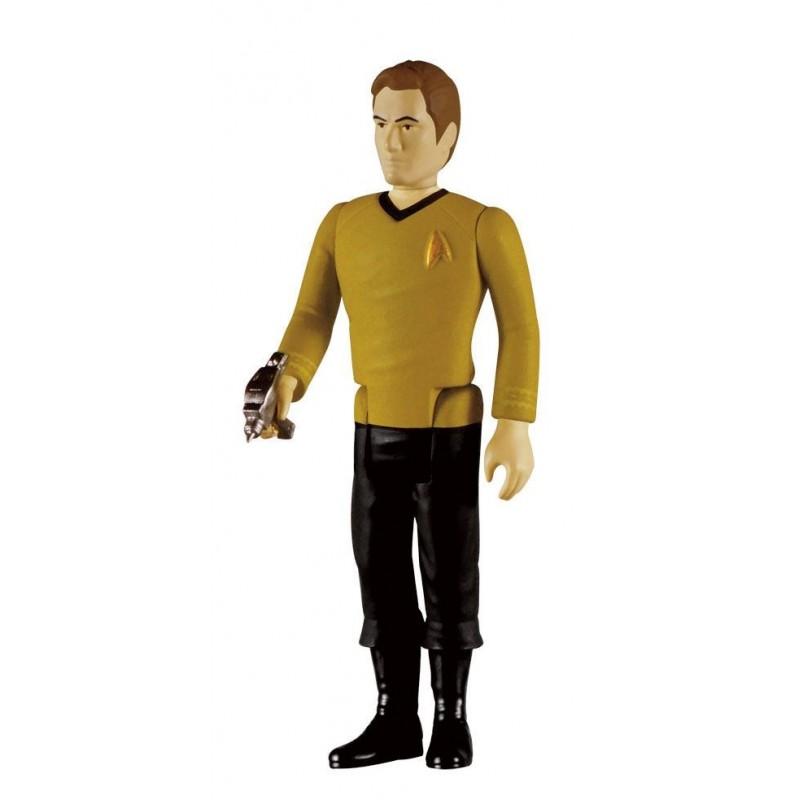 Star Trek ReAction figurine Captain Kirk 10 cm