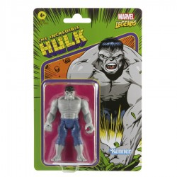 Figurine Marvel Retro 10cm Grey Hulk