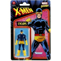 Figurine Marvel Retro 10cm Cyclops