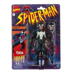Figurines Marvel Legends Retro Exclusive SDCC 2021 18cm Venom