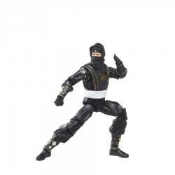 Power Rangers Lightning Collection 15cm MMM Ninja Black Ranger