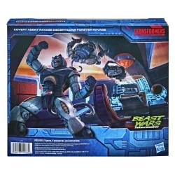 Transformers SDCC 2021 WFC 14cm  Covert Agent Ravage Decepticons Forever Ravage