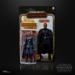 Star Wars The Mandalorian Black Series Credit Collection figurine 2022 Moff Gideon 15 cm