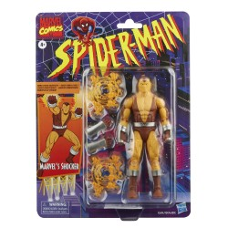 Figurine Marvel Legends Retro Spider-Man 15cm Marvel's Shoker