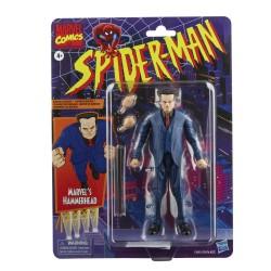 Figurine Marvel Legends Retro Spider-Man 15cm Marvel's HammerHead