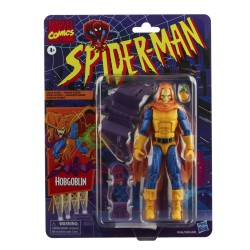 Figurine Marvel Legends Retro Spider-Man 15cm Hobgoblin