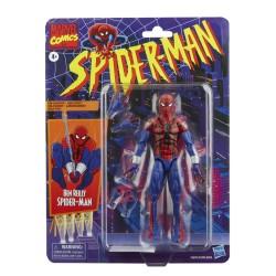 Figurine Marvel Legends Retro Spider-Man 15cm Ben Reilly Spider-Man