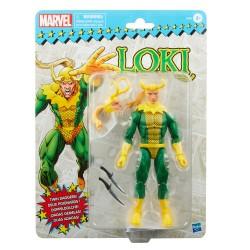 Figurine Marvel Legend Retro 15cm Loki