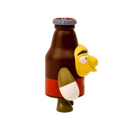 Simpsons figurine Surly Duff 8 cm