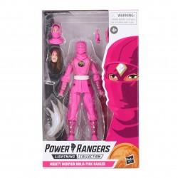 Power Rangers Lightning Collection 15cm MMM Ninja Pink Ranger