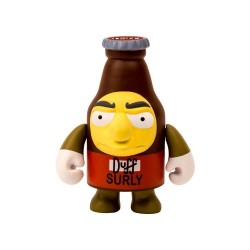 Simpsons figurine Surly Duff 8 cm