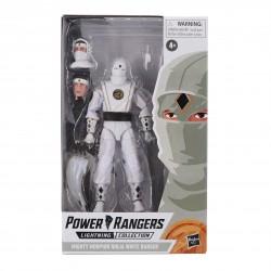 Power Rangers Lightning Collection 15cm MMM Ninja White Ranger