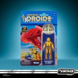 Figurine Star Wars Vintage Collection Droids 10cm C3-PO