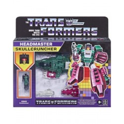 Figurine Transformers Retro Headmaster 14cm Skullcruncher