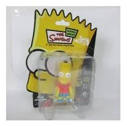 Qee - Les simpson Porte clés 3D Bart Simpson