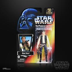Figurine Star Wars Black Series POTF 50TH Han Solo