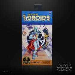 Figurine Star Wars Black Series 50th Droids 15cm  Boba Fett
