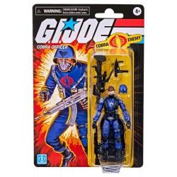 G.I. Joe Retro Collection Series 2021 10cm Cobra Officier